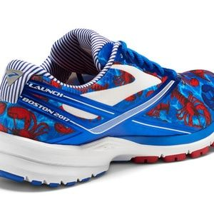 c53e1692987 Brooks Shoes - Brooks Launch 4 Boston Marathon lobster special